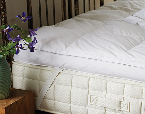 Feather and Down Mattresses Toppers