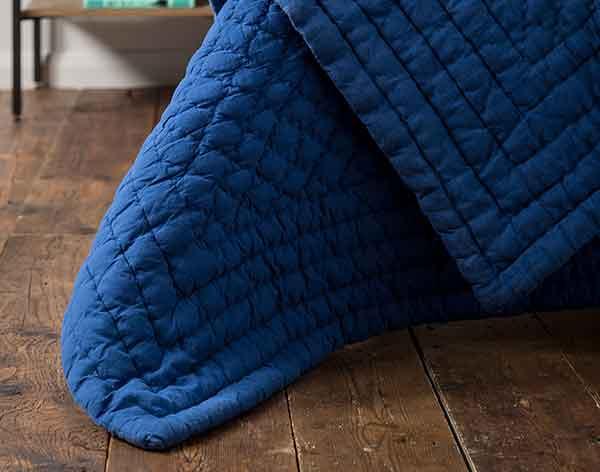 Linen Bedspreads