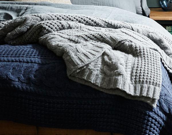 Wool Bedspreads