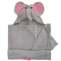 Children's character towels