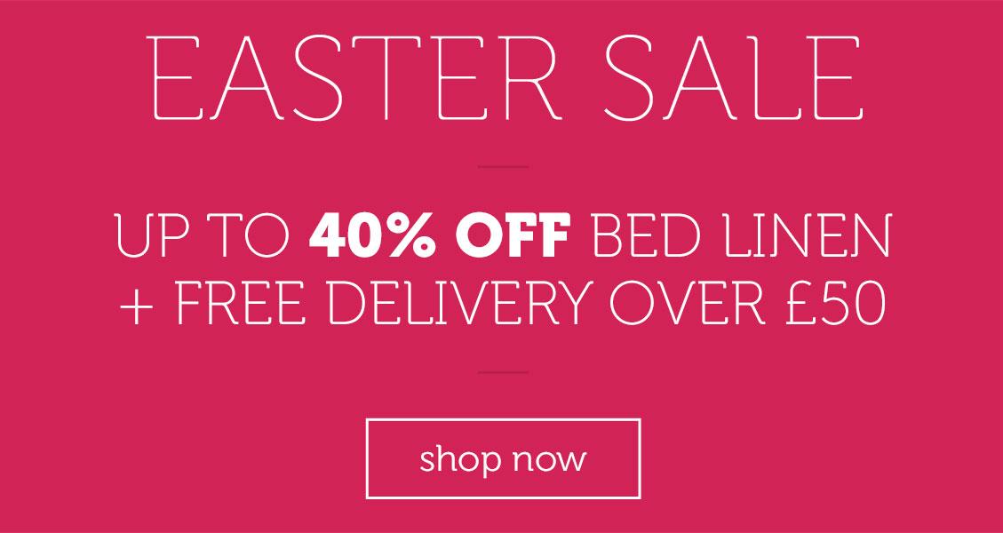 Rediscover beautiful bedding - Soak and Sleep