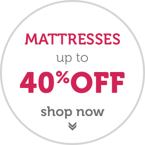 Easter Sale Now On - Up to 40% OFF Mattresses