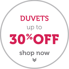 Easter Sale Now On - Up to 30% OFF Duvets