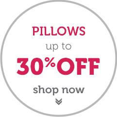 Easter Sale Now On - Up to 30% OFF Pillows
