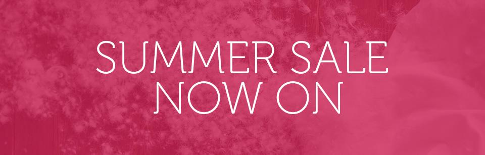 Summer Sale Now On - Soak and Sleep